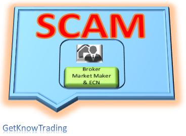 SCAM Forex broker