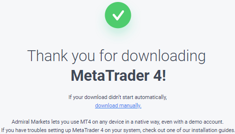 Metatrader 4 Download Process