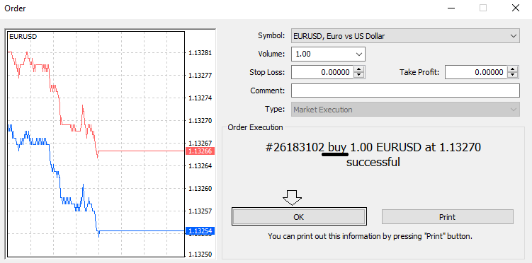 Buy Confirmation in Forex_EURUSD Pair_3