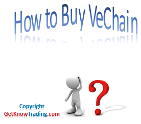 How to Buy VeChain